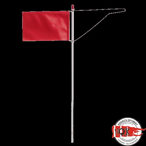 Zászlós széljelző