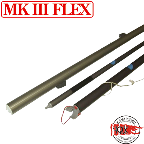 Optimax MKIII Flex Rudazat