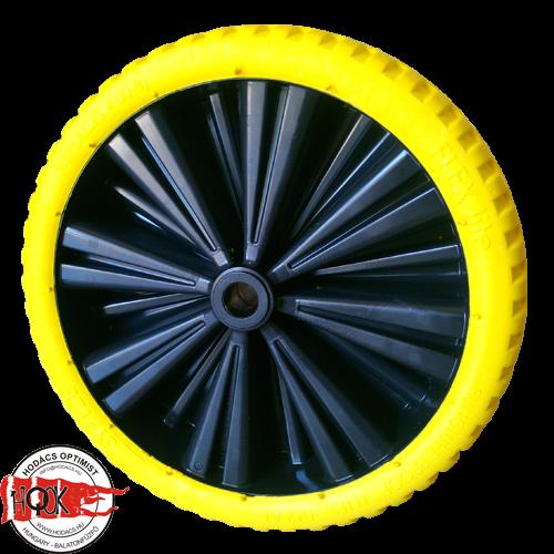Flex-lite defektmentes kerék - sárga